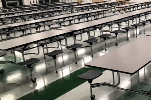 Charles Co. schools increase school-lunch credit during shutdown