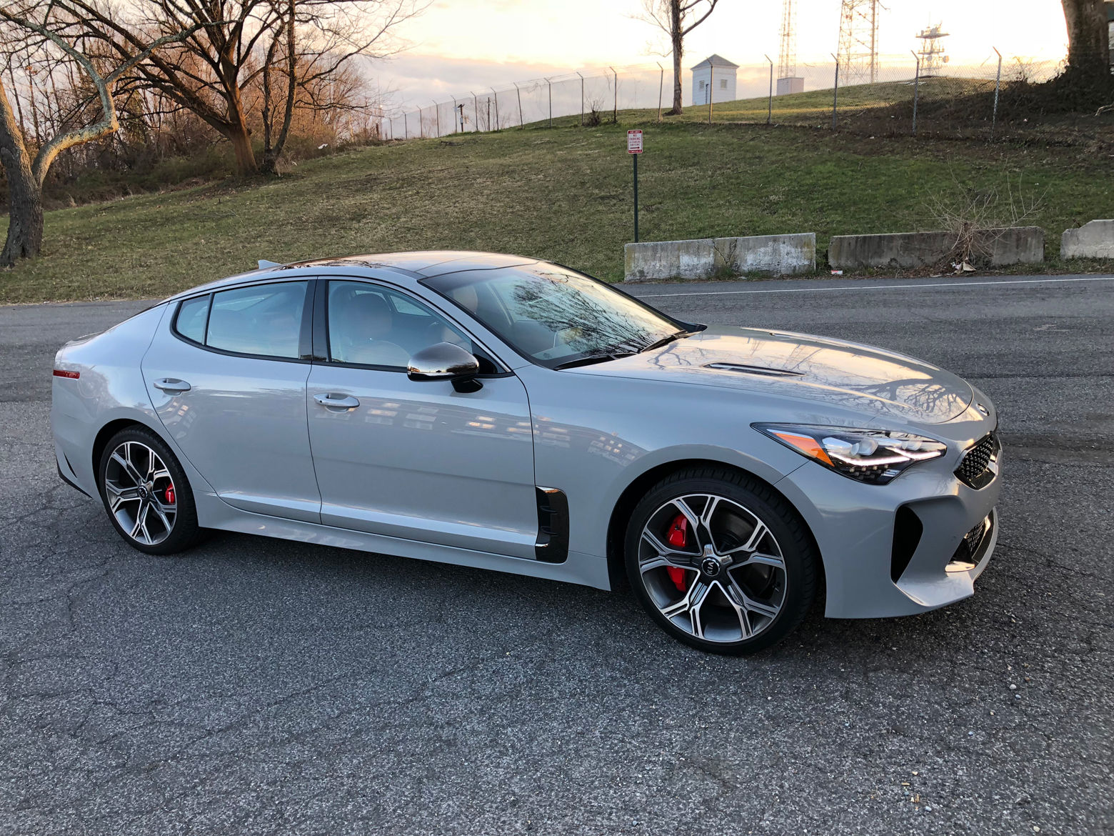 kia enters fun to drive territory with 2018 stinger wtop kia enters fun to drive territory