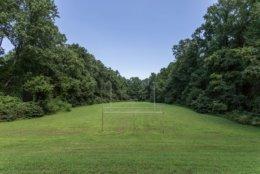 Tom Clancy's sports field. (Courtesy Cummings & Co. Realtors)