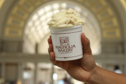 New York's Magnolia Bakery, often credited with starting the cupcake craze, will open a D.C. outpost at Union Station Sept. 10. (Courtesy Magnolia Bakery)