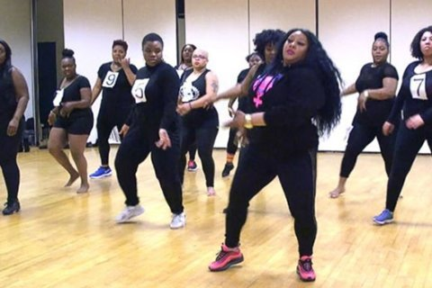 Pretty Big Movement inspires plus-size dancers to slay the dance floor
