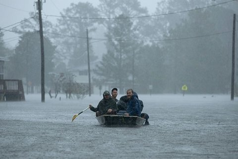 Florence's dangerous 'flooding is only going to get worse,' officials warn