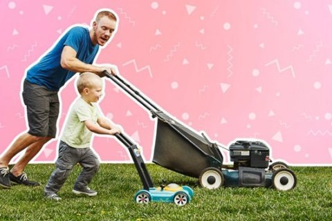 'Lawnmower' parenting on the rise