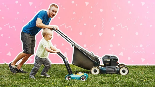 Sorry Tiger Moms Helicopter Parenting >> Lawnmower Parenting On The Rise Wtop