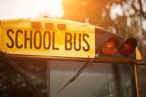Indiana bus driver arrested for allowing students to drive bus