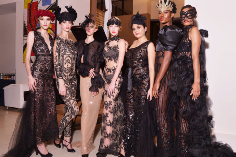 PHOTOS: DC Fashion Week gets couture farewell at French Embassy