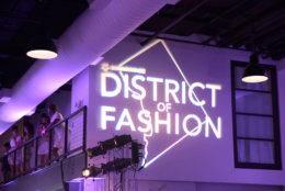 "D.C.'s District of Fashion was held at The Showroom and featured local designers and models. (Courtesy Shannon Finney/<a href=""https://www.shannonfinneyphotography.com/index"" target=""_blank"" rel=""noopener noreferrer"">shannonfinneyphotography.com</a>)"
