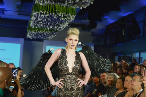 PHOTOS: DC's District of Fashion showcases local designers, models