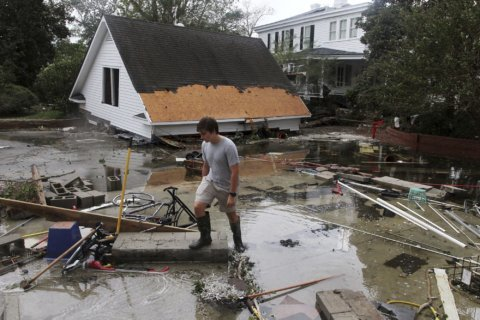Prepared for storm damage? An insurance expert gives advice on responding to storms