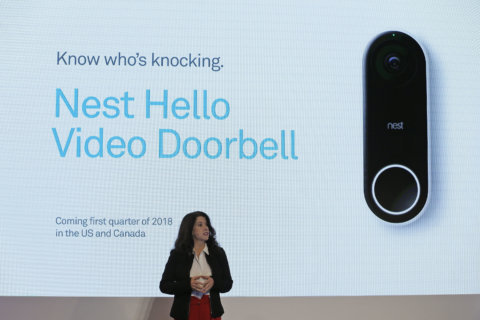 Is someone at the door? What to know about video doorbells