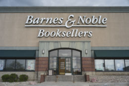 At Barnes & Noble, you can get a free cup of tall hot or iced coffee all day. (AP/Nati Harnik)