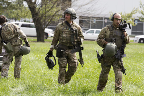 PHOTOS: Harford County shooting