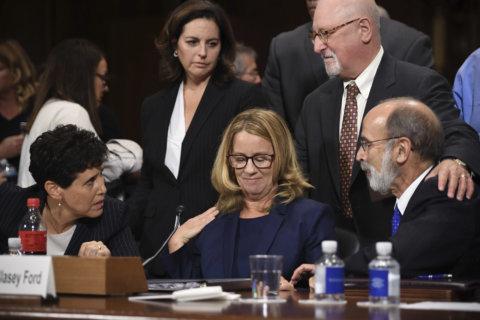 PHOTOS: Kavanaugh, Ford testify on Capitol Hill