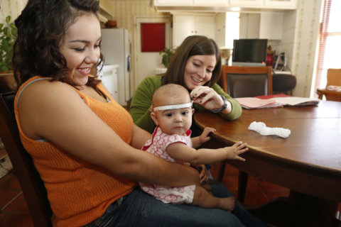Funding pours in for local low-income kids to receive home health visits