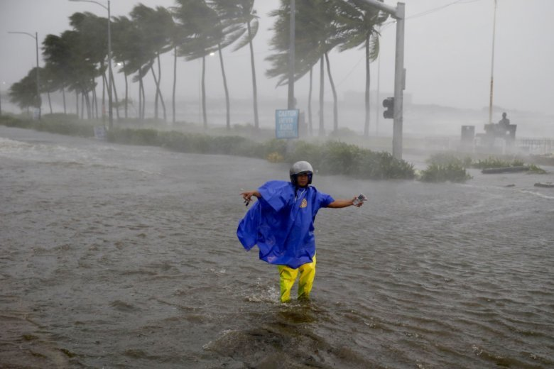 Super Typhoon Mangkhut: Most powerful storm on Earth in 2018 kills at least 14 in Philippines