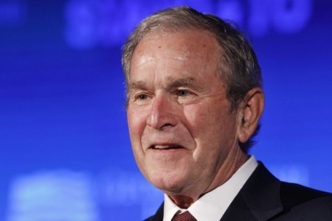 Former President Bush: 'Immigration is a blessing and a strength'