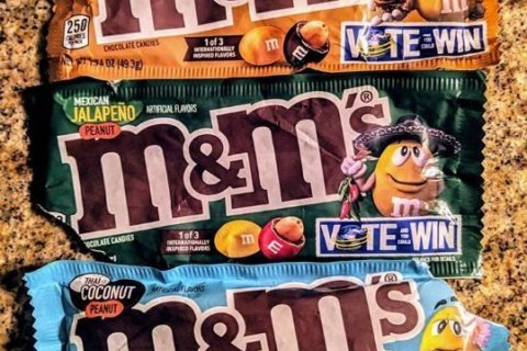 M&M's to release three new Peanut flavors in 2019