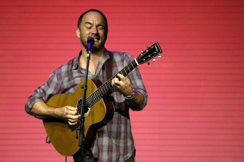 Dave Matthews to join McAuliffe for get-out-the-vote rally