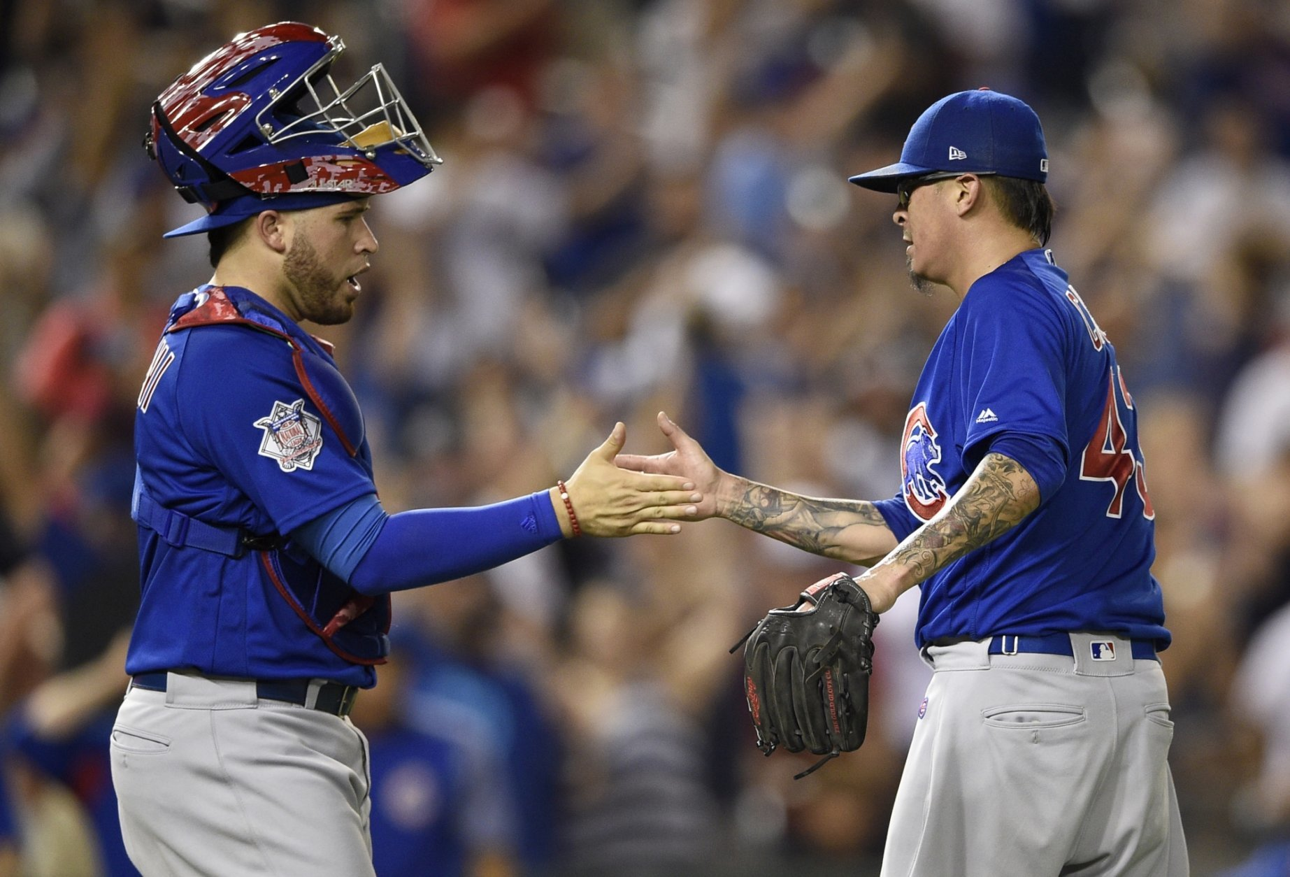 wholesale dealer a1003 a63e7 Cubs come back to beat Nationals 6-4 in 10 innings | WTOP