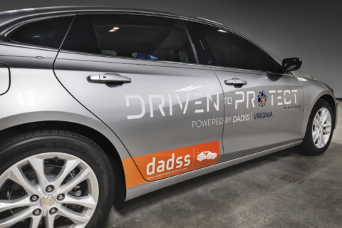 Virginia becomes testing ground for new drunken driver sensor