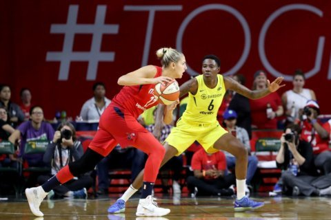 Mystics' historic season ends in disappointment, but with optimism for future