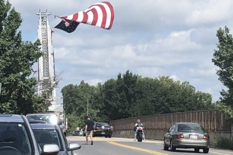 McCain's funeral procession highly anticipated on US 50