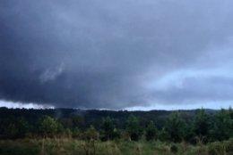 Hurricane Ivan tornado Dildine