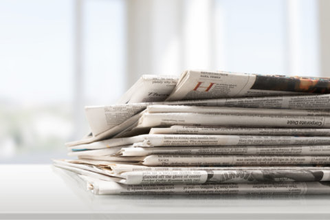 Newspaper chain recognizes union at 2 Virginia dailies