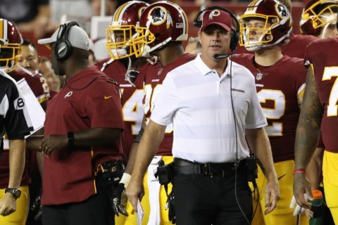 Gruden enters pivotal fifth year in Washington with sense of urgency
