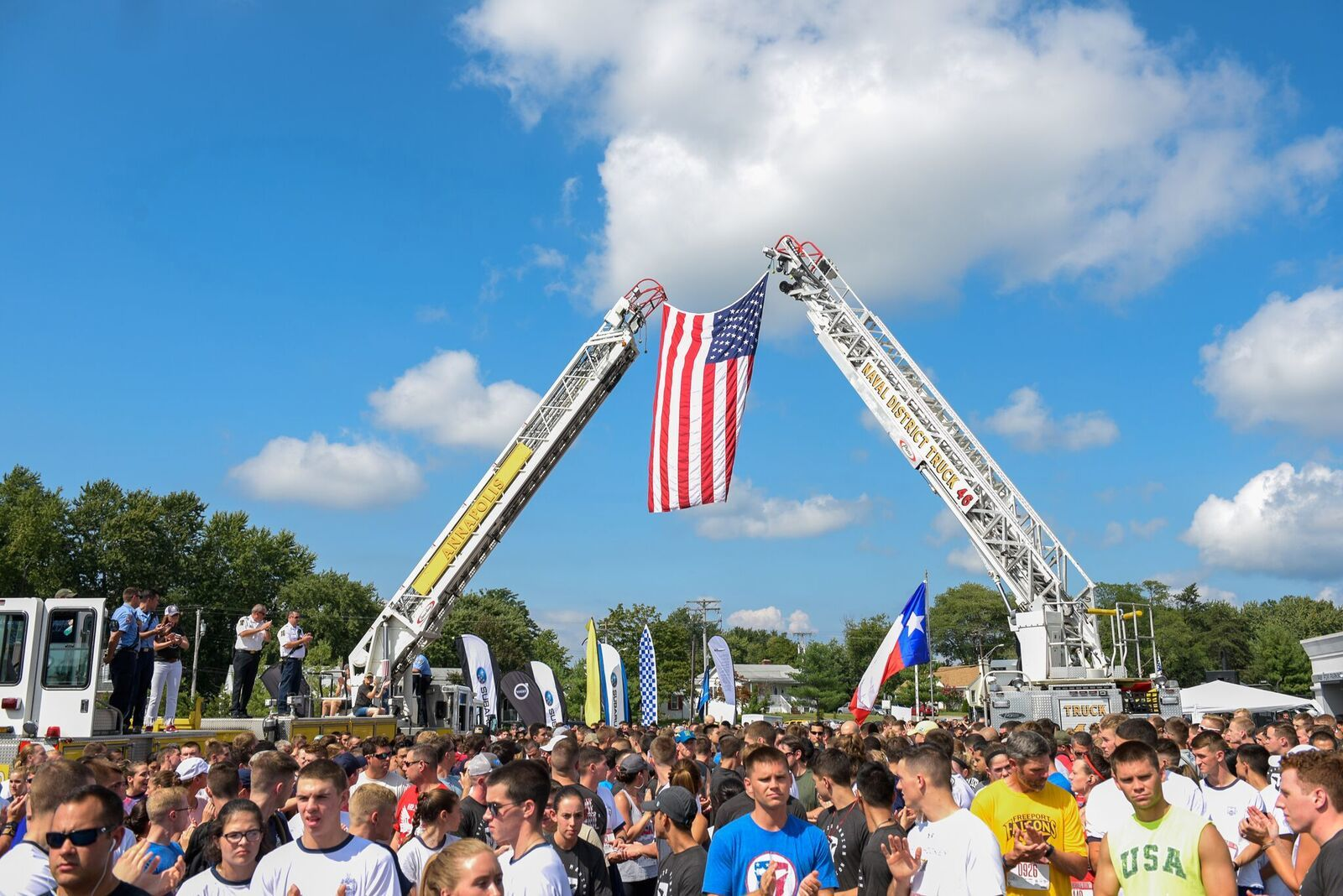 2017 Annapolis 9/11 Heroes Run. (Courtesy Megan Evans Photography)