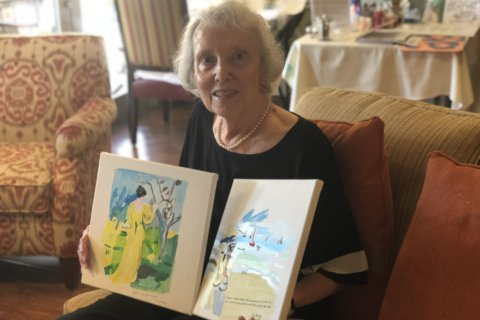 Painting Matisse, preserving memory: Seniors sharpen minds with brushes