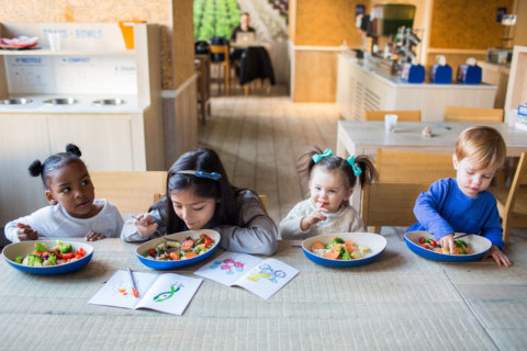 Getting kids to eat veggies? José Andrés brand bets on blanching