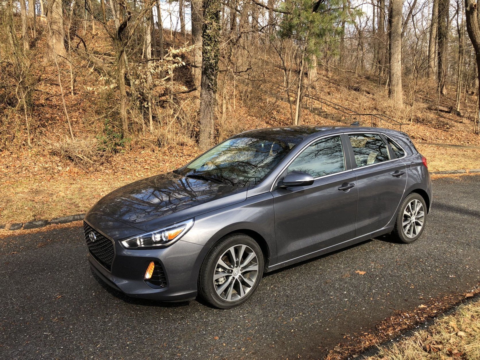 Five-door hatchback compacts seem to be making a comeback as an alternative to the compact sedan or the even more popular crossover. (WTOP/Mike Parris)