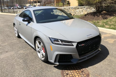 Car Review: Small Audi TT RS Coupe offers super-car thrills