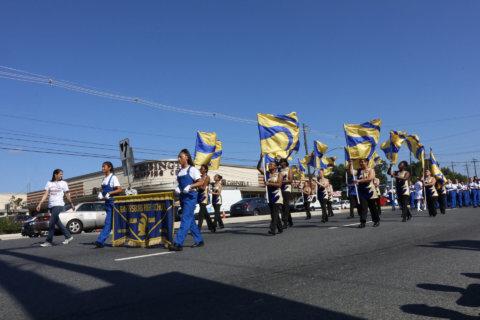 PHOTOS: Kensington's Labor Day parade