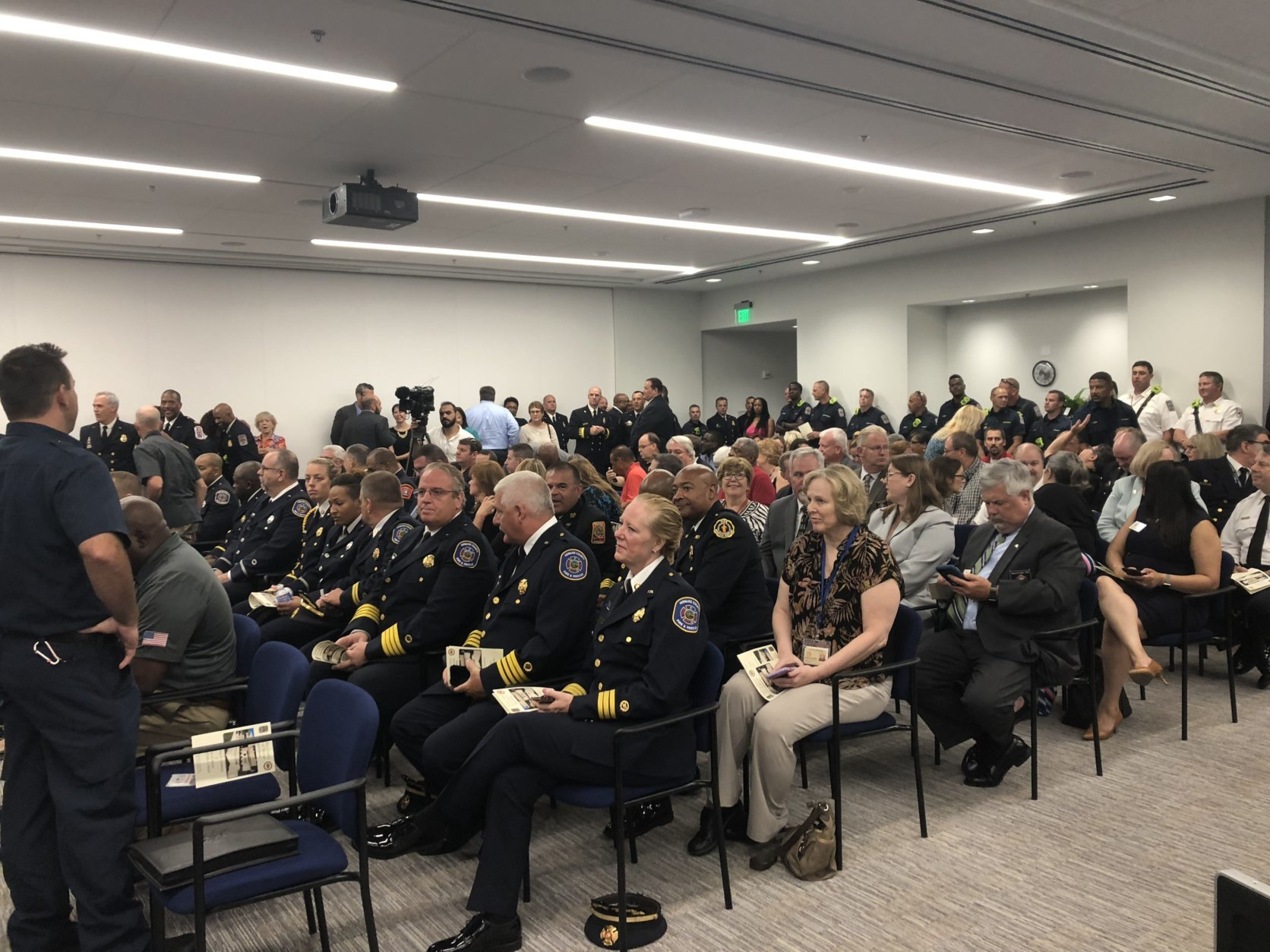 New Fairfax Co  fire chief must deal with harassment