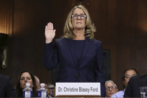 Students from Ford's Md. alma mater attended Kavanaugh hearing