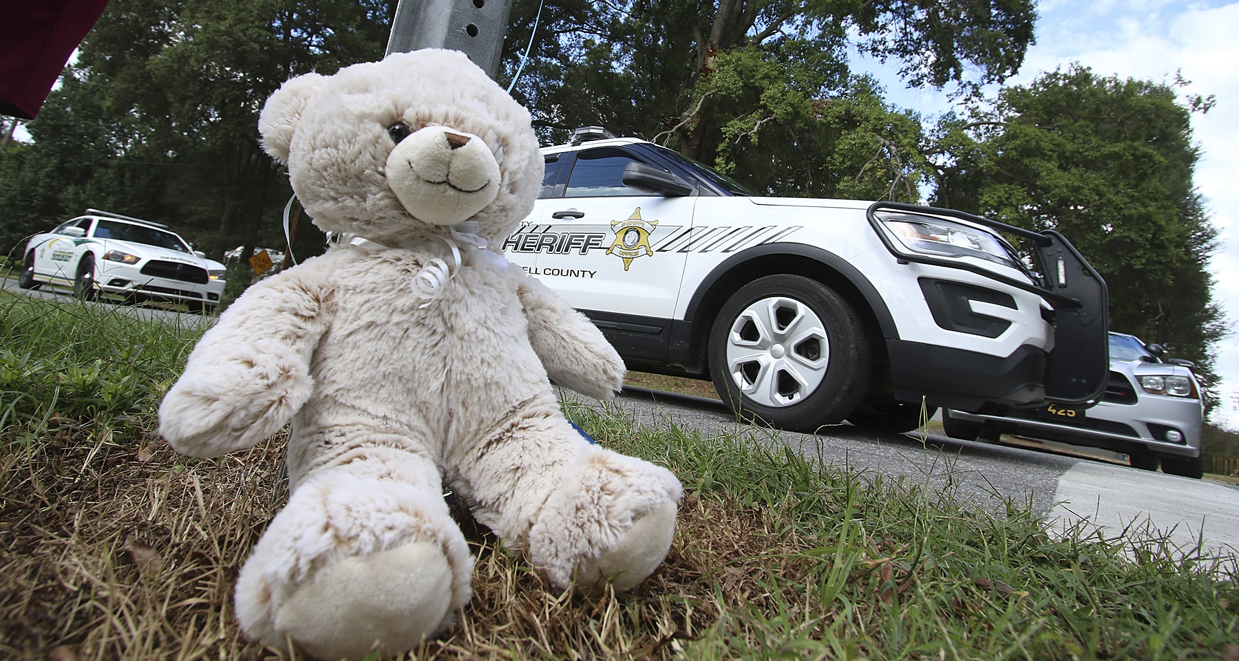 Virginia sheriff's deputies getting trauma-easing plush toys