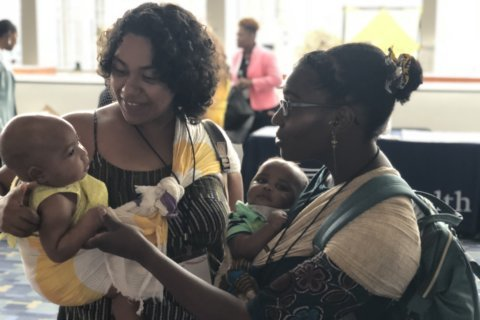 'Women are scared to give birth': Mayors, moms meet over solutions