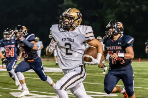 Westfield WR Morin captures Player of the Week