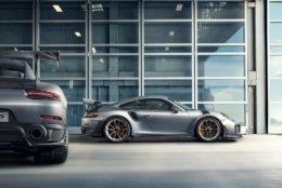The Porsche 911 RS is one of the contenders on Motor Trend's Best Driver's Car list. (Courtesy Porsche)