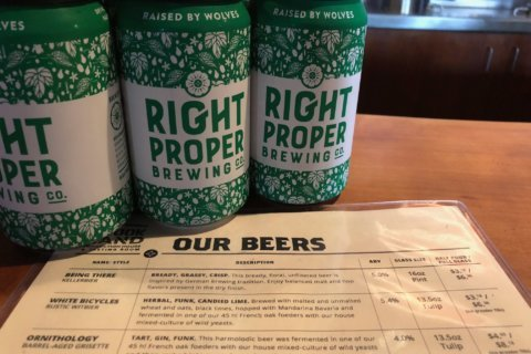 How local brewers name their beers