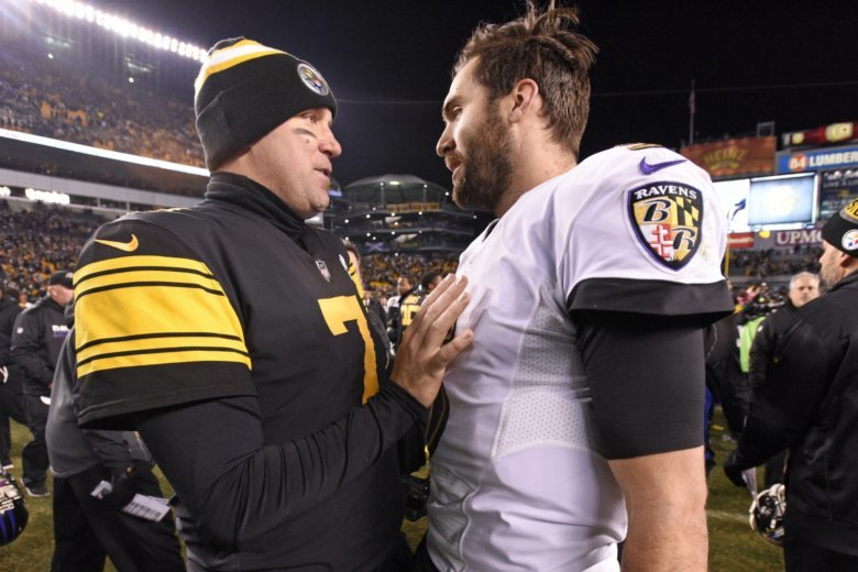 b6fb07fe3cd5 Sorry Not Sorry  Steelers and Ravens ready to renew rivalry