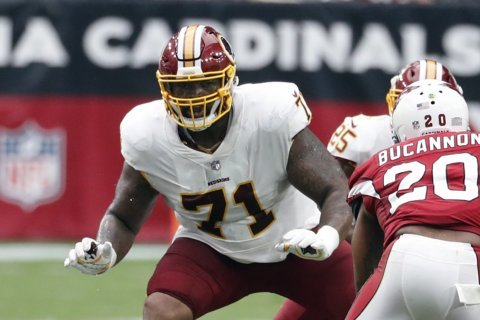 'No trust' with Redskins: Trent Williams reveals reason for hold out