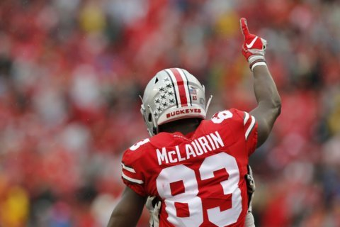 Redskins draft Ohio State WR Terry McLaurin in 3rd round