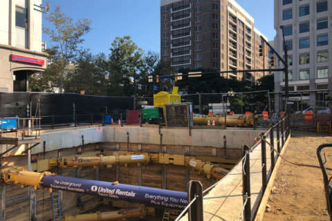 Bethesda blasting set soon for Purple Line construction