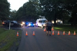 Three people were found dead in a Fairfax County home, police said Wednesday night. (Courtesy Fairfax County police)
