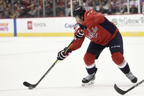 NHL season preview: Teams load up to challenge champion Caps