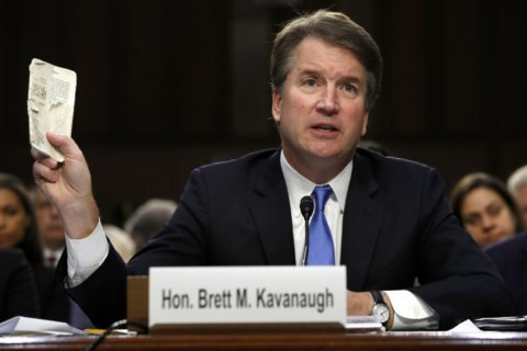 11 Maryland state lawmakers ask police to investigate Kavanaugh case
