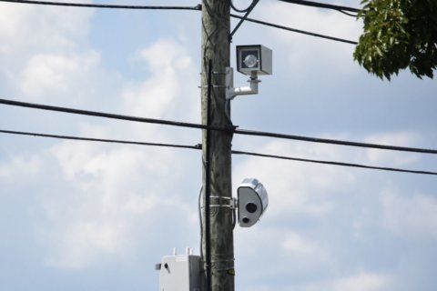 1M speed camera tickets issued to drivers in DC last year